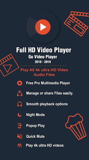 4K Video Player - Full HD Video Player - Ultra HD 1.0.7 screenshots 1