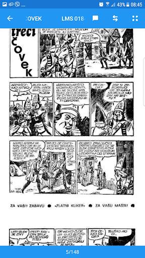 Online stripovi-Stripoteka 1.3 screenshots 2