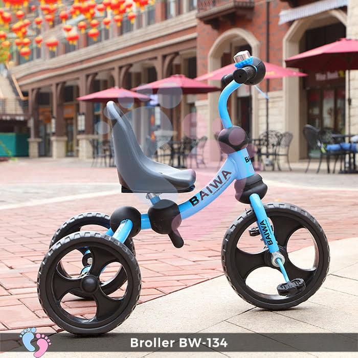 Xe đạp ba bánh Broller XD3-134 1