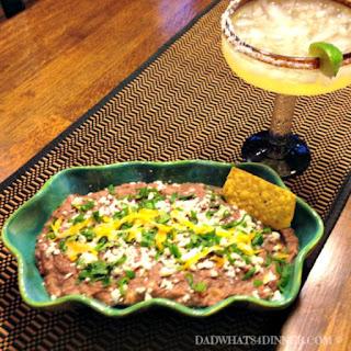 Mexican Black Bean Dip.