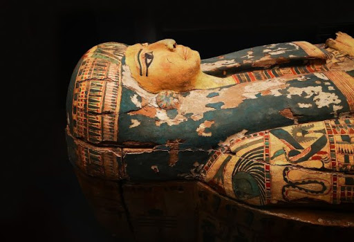 First Ever Pregnant Mummy Found in Egypt