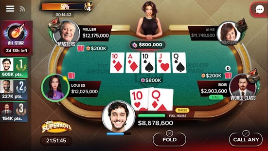 Poker Heat™: Texas Holdem Pokerspiel Liga Screenshot