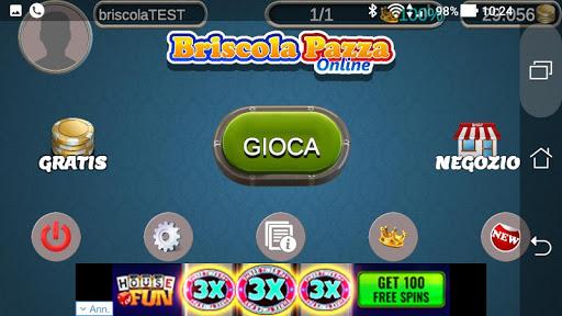 Briscola Pazza OnLine 56 screenshots 2