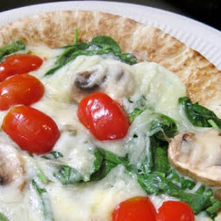 Healthy Pita Pizza Recipes.