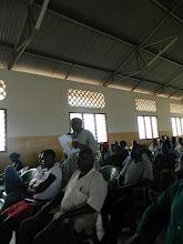 Photo: Community discussionshttp://koru.or.ke