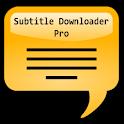 Subtitle Downloader Pro icon