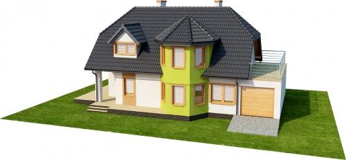 Bronowice - Model