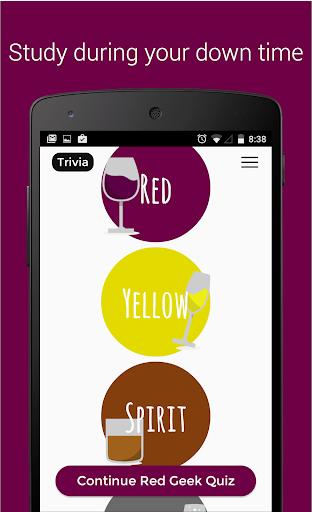 SWE Wine and Spirits Trivia