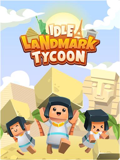 Idle Landmark Tycoon - Builder Game 1.28 Screenshots 7