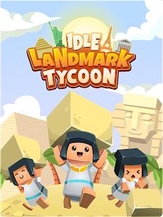 Idle Landmark Tycoon - Builder Game