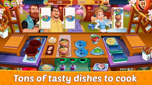 Crazy Restaurant Chef - Cooking Games 2020 1.2.8 screenshots 5