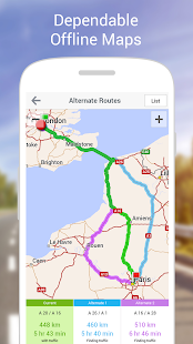 CoPilot Caravan Europe- screenshot thumbnail