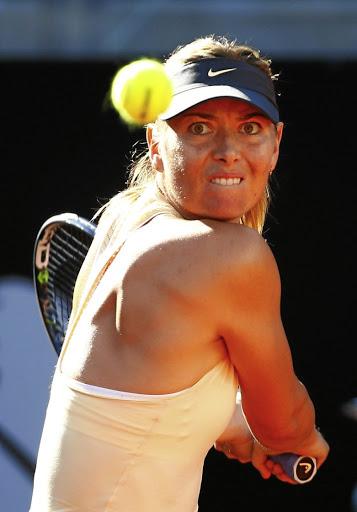 ca6f91265 Sharapova has French Open point to prove