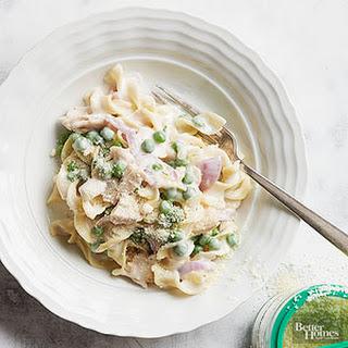 Creamy Tuna-Noodle Toss.