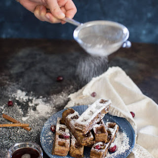 Gingerbread Waffle French Toast Sticks Recipe