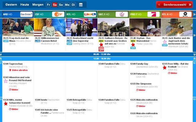 Fernsehprogramm Tv Movie