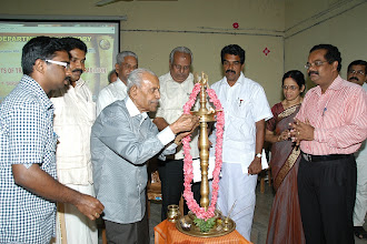 Photo: Inauguration : His Highness Uthradom Tirunal Marthanda Varma at Kerala University Karyavattom Center
