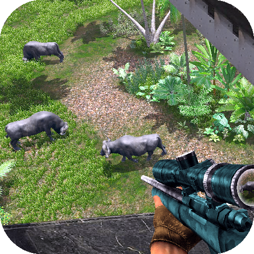 Animal Helicopter Hunting: Wild Fps Expert 18