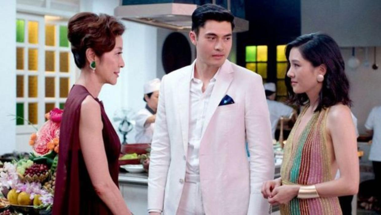 crazy rich asians box office 2