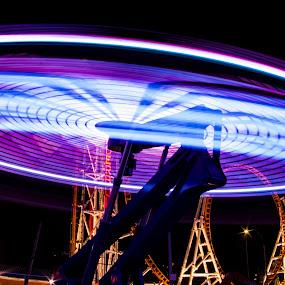 Coney  by Carol Montgomery - City,  Street & Park  Amusement Parks ( amusement, nyc, ny, light,  )