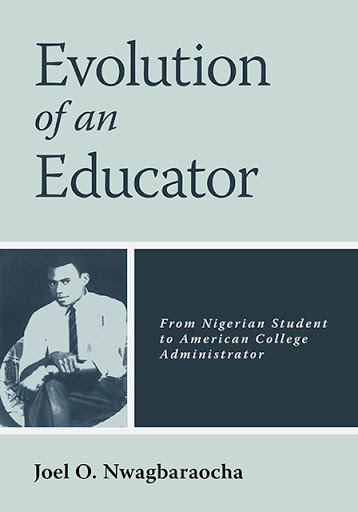 Evolution of an Educator cover