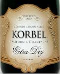 Korbel Extra Dry
