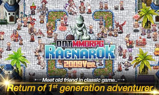 DOT MMORPG RAGNAROK 2009Ver.  screenshots EasyGameCheats.pro 1