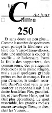 Photo: 250 supporters.....
