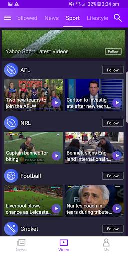 Yahoo News screenshot 4