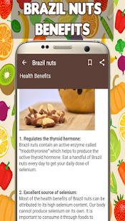 Brazil nut Benefits - náhled