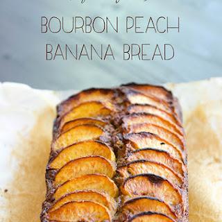 Grain-Free Bourbon & Peach Banana Bread