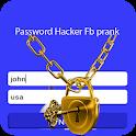 Password Hacker Fb scherzo icon