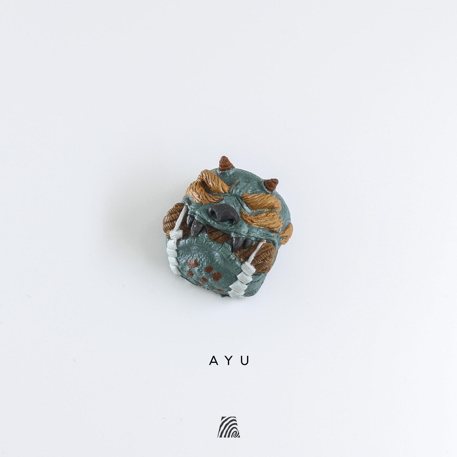 Artkey - Ayu Raijitsuki (Raiji)