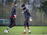 Victor Valdés sera prêt pour affronter Anderlecht