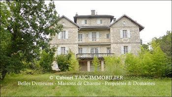propriété à Montpezat-de-Quercy (82)