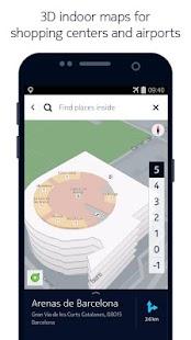 HERE Maps - Offline Navigation Screenshot 7