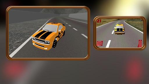 山地赛车3D