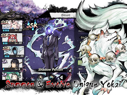 Mod Game Yokai: Spirits Hunt for Android