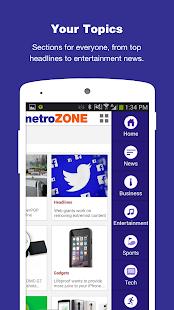 App MetroZone APK for Windows Phone