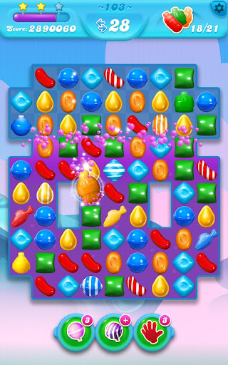 Candy Crush Soda Saga modavailable screenshots 12