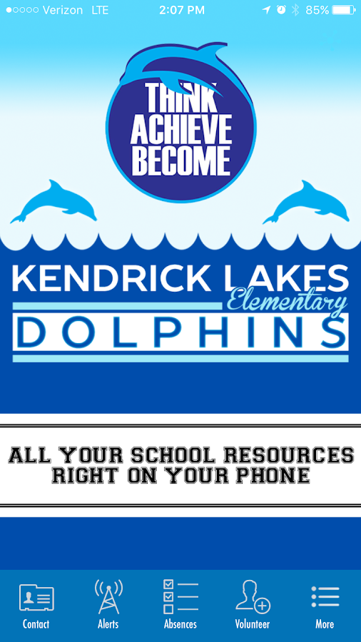 Kendrick Lakes Elementary- screenshot
