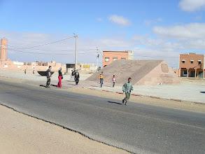 Photo: granica Maroka i Sahary Zachodniej