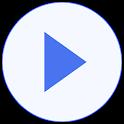 Poweramp G-Blue style icon
