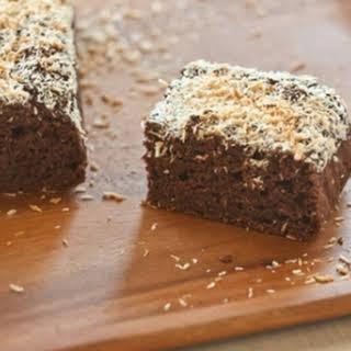 Banana-Cocoa Snack Cake.