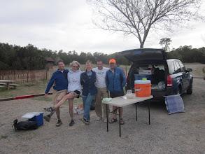 Photo: New York, NEW York! Cedro Peak AS volunteers