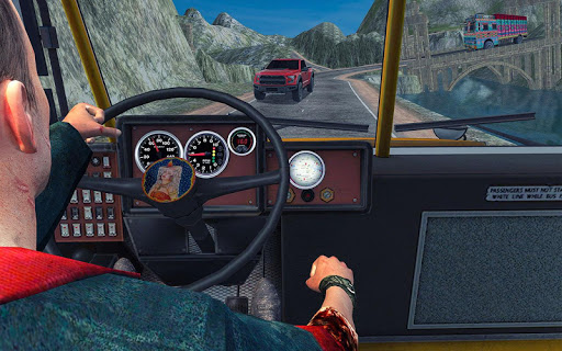 Asian Truck Simulator 2019: Truck Driving Games apklade screenshots 2