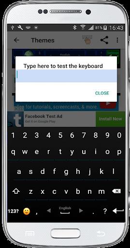 Classic Big Keyboard 6.1 screenshots 7