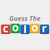 Guess The Color! - Memory test