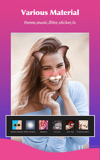 Video Editor & Free Video Maker Filmix with Music 2.3.1 screenshots 2