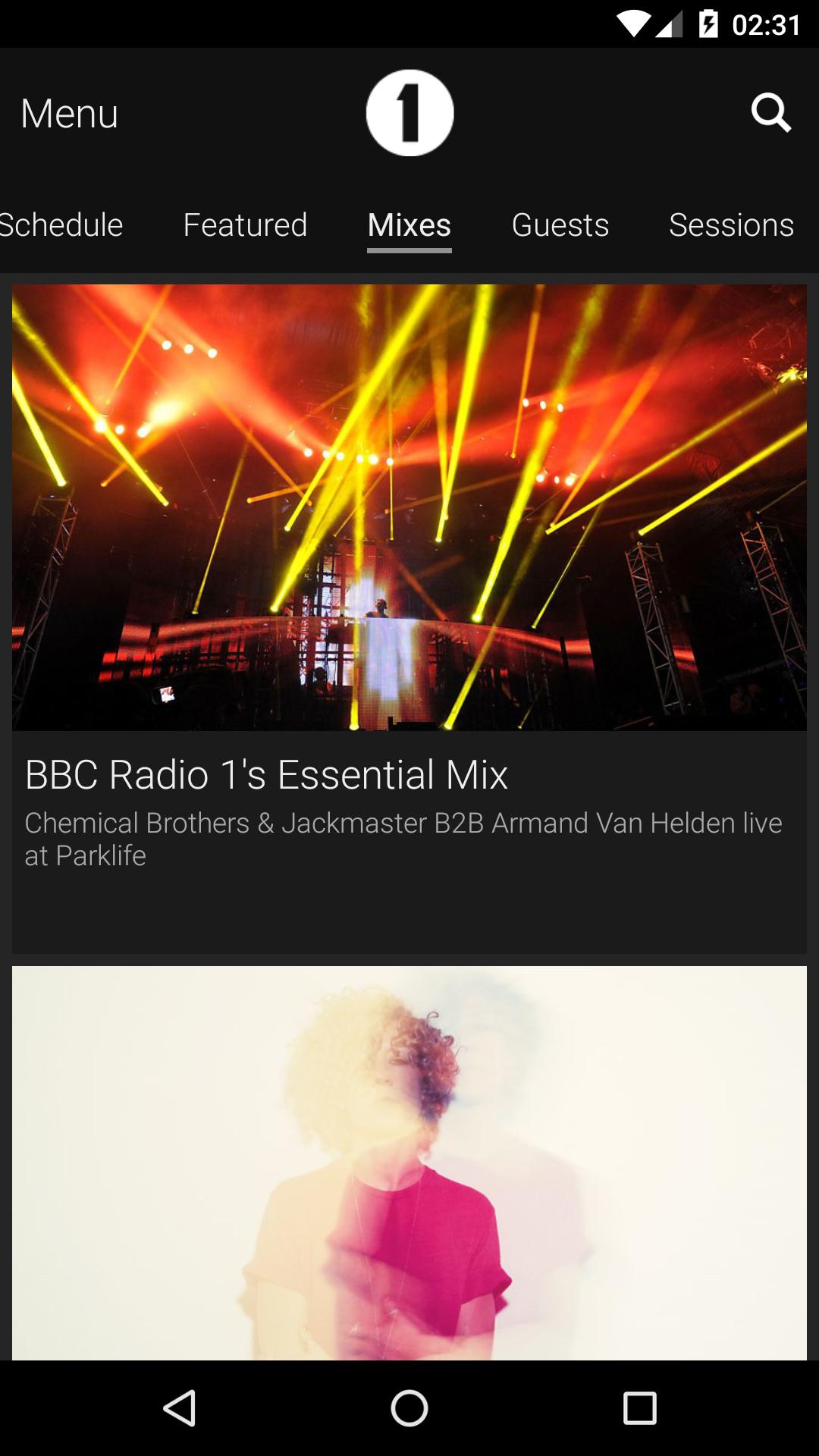 BBC iPlayer Radio screenshot #2